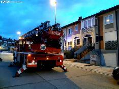IIncendio en Camaretas.