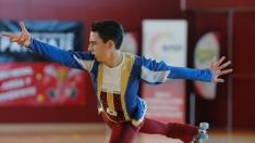 El soriano que no deja de ganar: Héctor Díez, campeón de España por sexta vez cons
