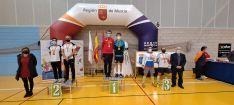 Foto 6 - Numerosas medallas del bádminton soriano en el Campeonato de España Senior
