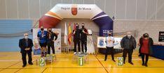 Foto 4 - Numerosas medallas del bádminton soriano en el Campeonato de España Senior