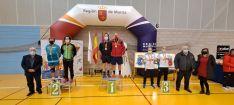 Foto 3 - Numerosas medallas del bádminton soriano en el Campeonato de España Senior