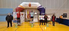 Foto 2 - Numerosas medallas del bádminton soriano en el Campeonato de España Senior