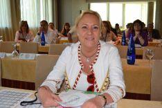 Entrevista a Reyes Martínez: el adiós de la 'decana' sindical soriana