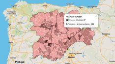 Coronavirus en Soria: ¿Cuántas personas han dado positivo por Covid y cuántas han falleci
