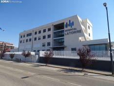 Nuevo hospital de Grupo Latorre.