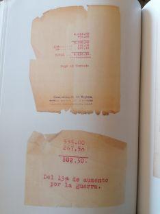 Foto 2 - Un libro que recuerda el trabajo y las vivencias del doctor Castañer durante la postguerra en Talveila