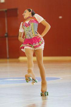 Foto 4 - Ángela Diez, campeona de España 2020 de patinaje artístico en cadete