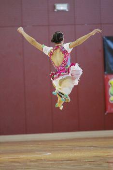 Foto 3 - Ángela Diez, campeona de España 2020 de patinaje artístico en cadete