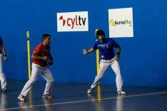 Foto 4 - Cabrerizo II y Curto, campeones de pelota de Castilla y León