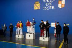 Cabrerizo II y Curto, campeones de pelota de Castilla y León