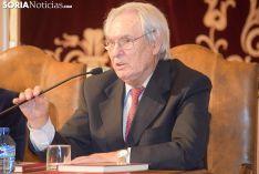 Vicente Marín, impulsor de la Fundación que lleva su nombre.