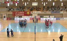 Un sólido Río Duero gana con contundencia al Arenal Emevé (3-0)