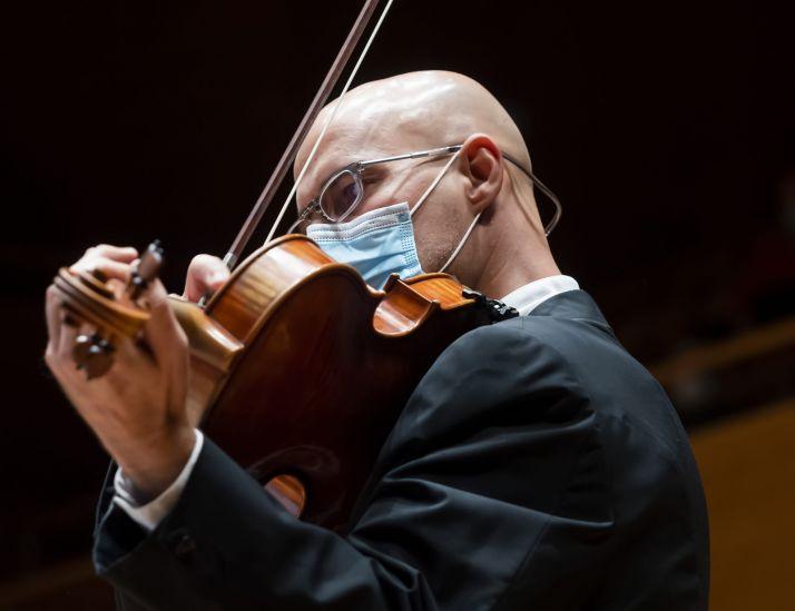 Foto 1 - Más de mil abonados renuevan su compromiso con la Orquesta Sinfónica de Castilla y León