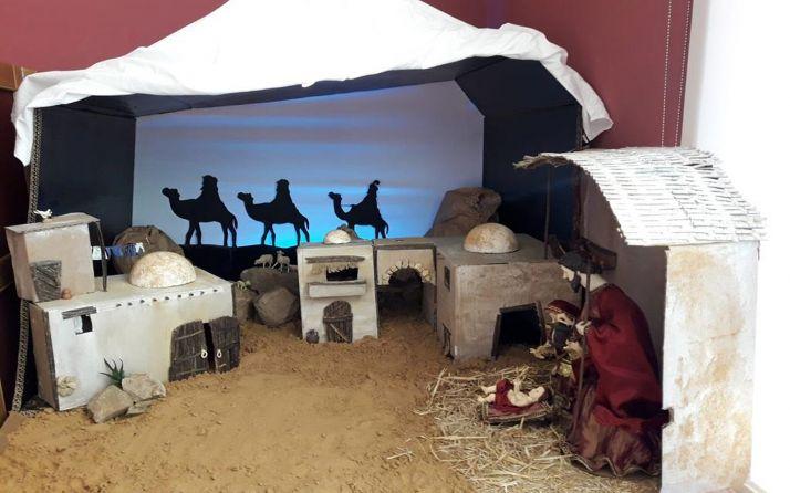 Espíritu vecinal para la Navidad de Morón