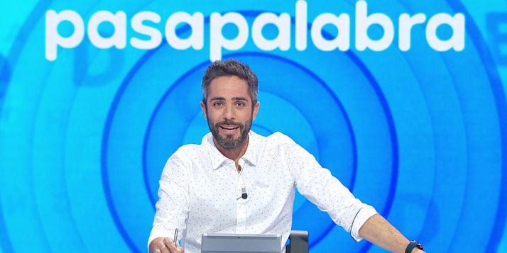 Roberto Leal, presentador de Pasapalbra.