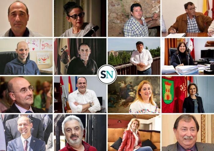 Foto 1 - Hablan los alcaldes: Un deseo y un proyecto para 2021 en cada pueblo de Soria