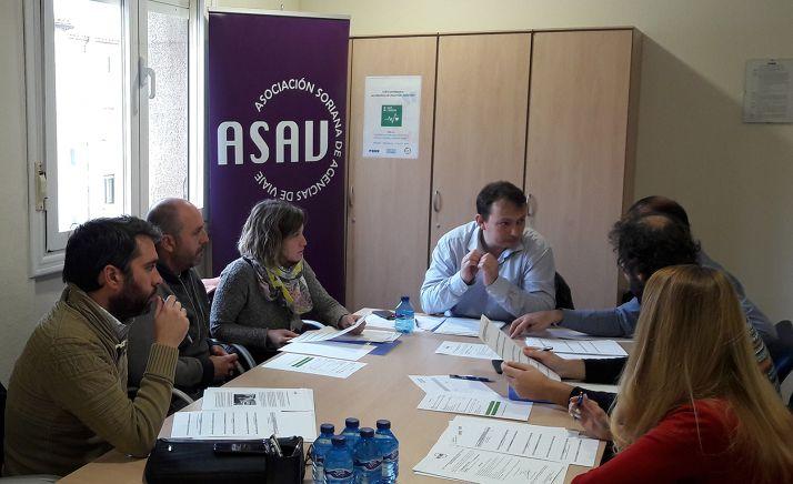 Una imagen de la asamblea de ASAV. /FOES