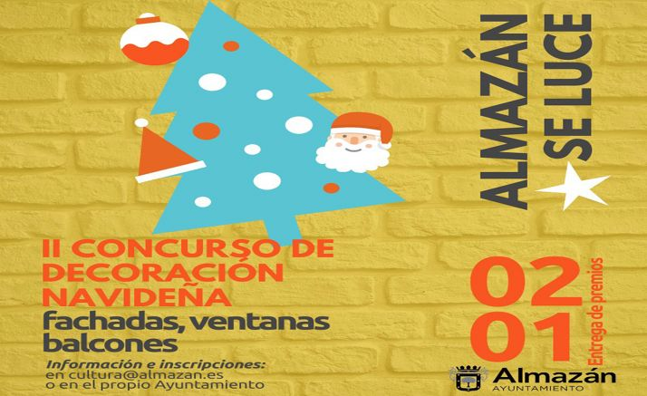 Foto 1 - Los más pequeños protagonizan el programa navideño de Almazán