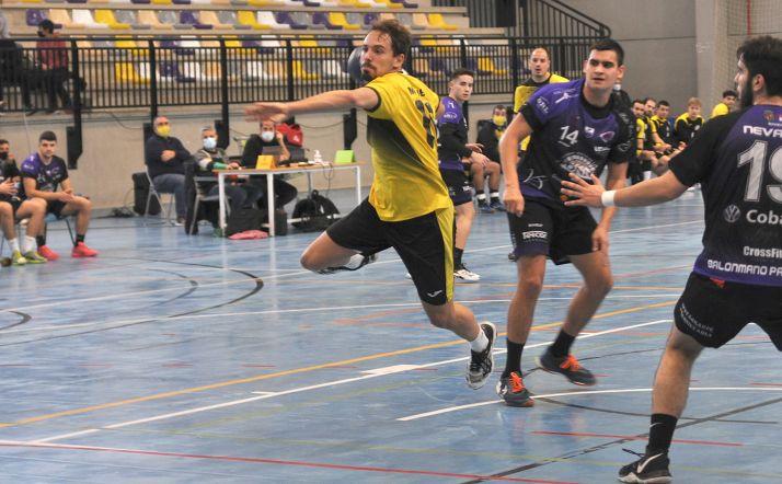 Una imagen del último partido liguero del conjunto amarillo. /BMS