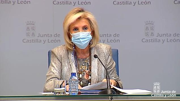 Verónica Casado.