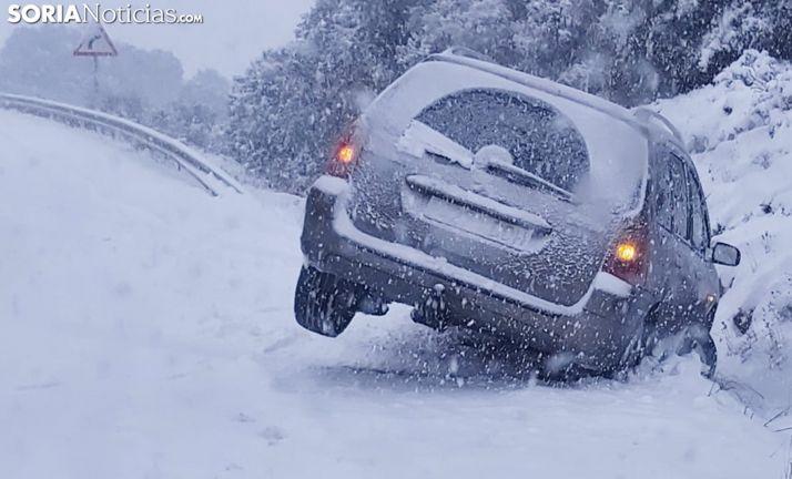 Junta y Delegación del Gobierno coordinarán el rescate de personas bloqueadas por meteorología adversa en las carreteras