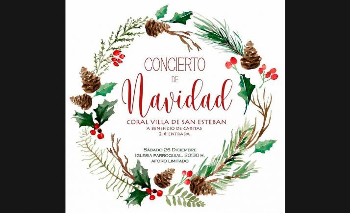 Foto 1 - Esta tarde, el concierto de Navidad en San Esteban