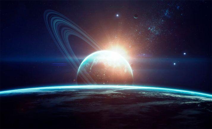 Foto 1 - 'La gran conjunción' de Júpiter y Saturno, en Borobia a partir del viernes
