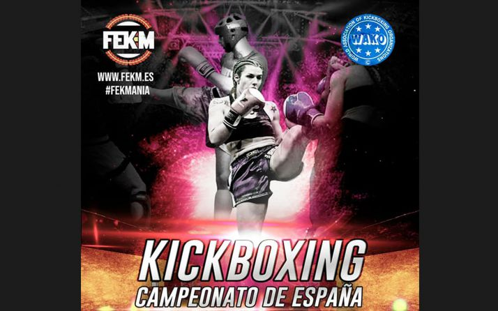 Foto 1 - El soriano Gabriel Hernández, a revalidar su título en el Nacional de kickboxing este fin de semana