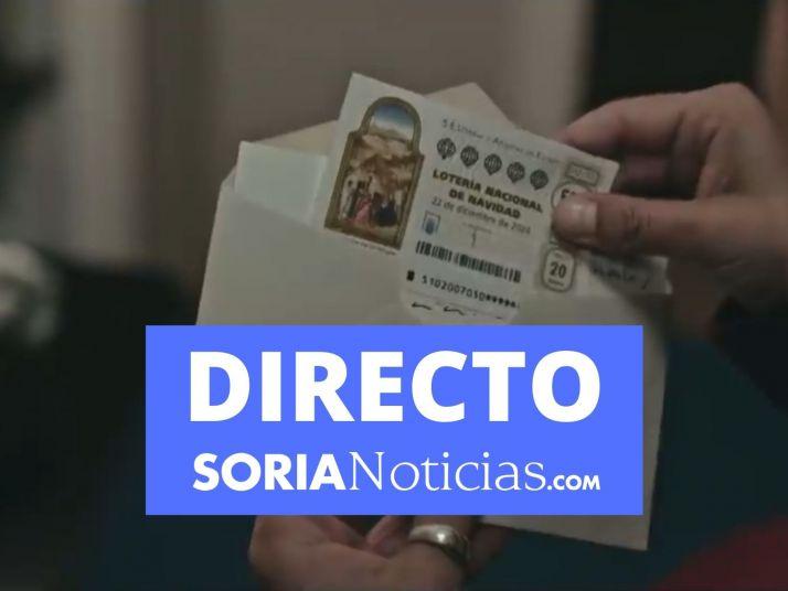 Foto 1 - Directo: Lotería de Navidad 2020, el quinto cae en Soria