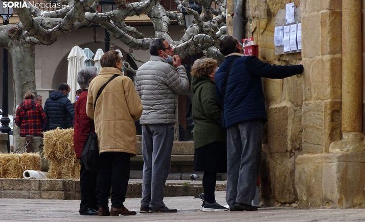 Foto 1 - El 36,6% de los fallecimientos en Soria entre enero y mayo fueron causados por el virus