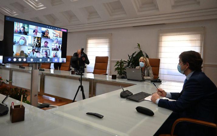 Reunión hoy del comité de expertos. /Jta.