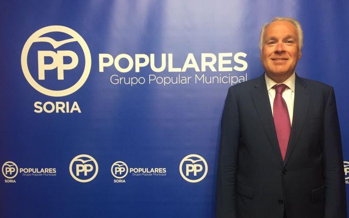 """Foto 1 - El PP ve intereses """"ocultos"""" en los seguros de vehículos del Ayuntamiento"""