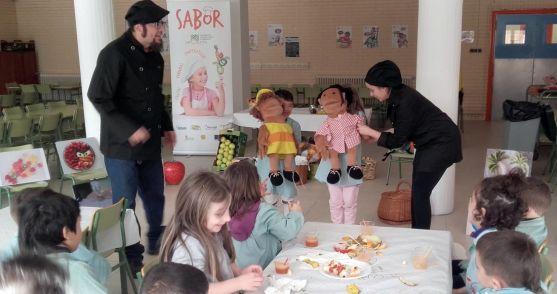 Foto 1 - Abierto el plazo para la participación de los centros escolares en el programa de consumo de frutas, hortalizas y leche