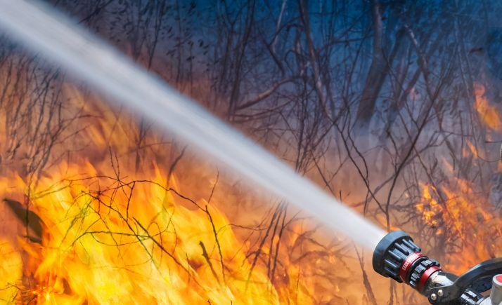 Foto 1 - La modificación de la RPT del personal de Fomento impulsará los servicios antiincendios