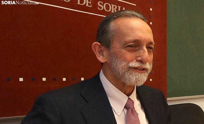 José María Rodríguez Ponga, secretario de la FDS. /SN