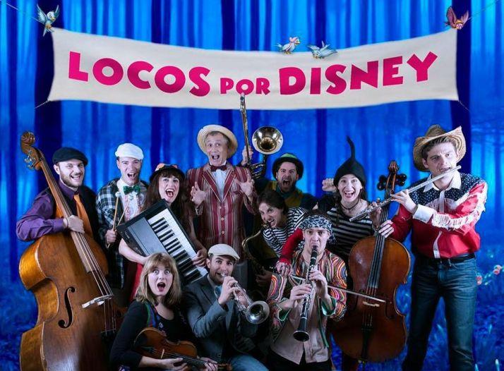 Imagen promocional de 'Locos por Disney'.