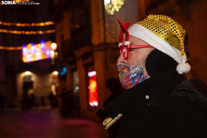 Foto 1 - Soria llega a la Navidad con los números de contagios más bajos desde julio