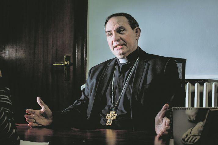 Abilio Martínez Varea en una imagen de archivo.
