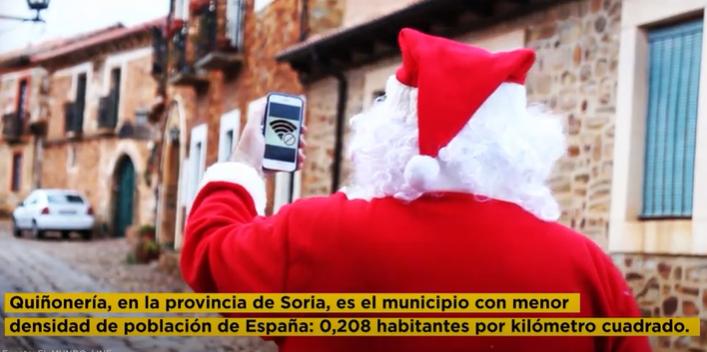 Imagen del vídeo de Jóvenes de Castilla y León.