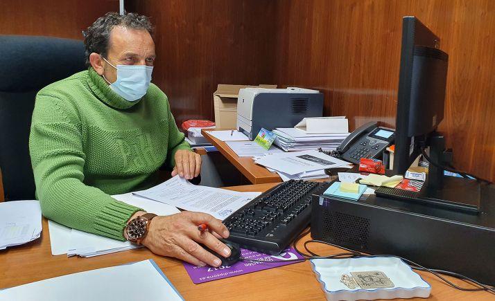 Raúl Lozano, diputado provincial de área. /Dip.
