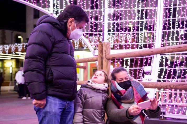 Foto 1 - Soria pone controles de aforo a su Belén y cerrará la bolade Navidad