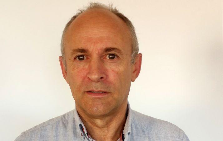 Roberto Plaza, presidente de ASOTRABUS. /FOES