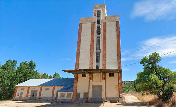 Una imagen del edificio. /GM