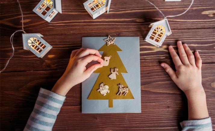 Foto 1 - Golmayo abre su concurso de postales navideñas
