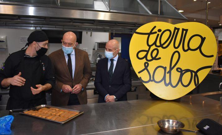 Foto 1 - Tierra de Sabor y la Escuela Internacional de Cocina buscan potenciar las alianzas con el sector gastronómico