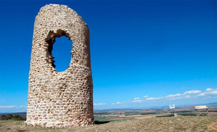 Foto 1 - Aprobadas las garantías para atalaya 'La Torrejalva' ante un futuro parque eólico