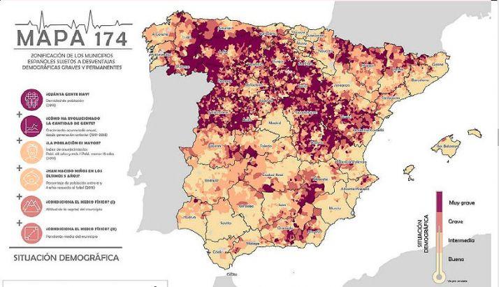 Foto 1 - El reglamento FEDER considerará a las provincias de Soria, Cuenca y Teruel como áreas prioritarias de acción