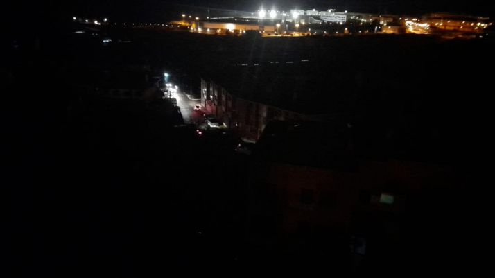 AMPLIACIÓN: Un apagón deja sin luz a miles de sorianos durante varias horas