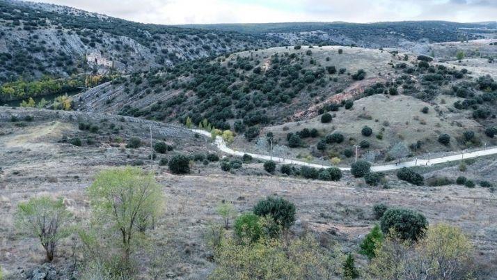 Foto 1 - La Real Academia de las Bellas Artes rechaza las viviendas previstas en el Cerro de los Moros
