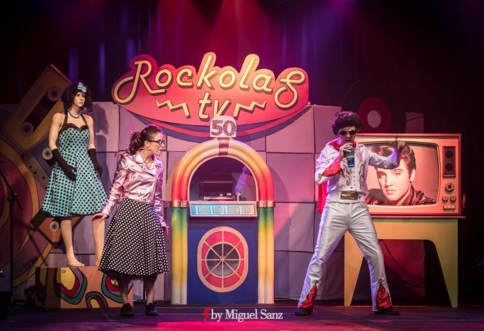 Imagen del espectáculo Rockolas.